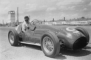 Bill Owen Car Racing